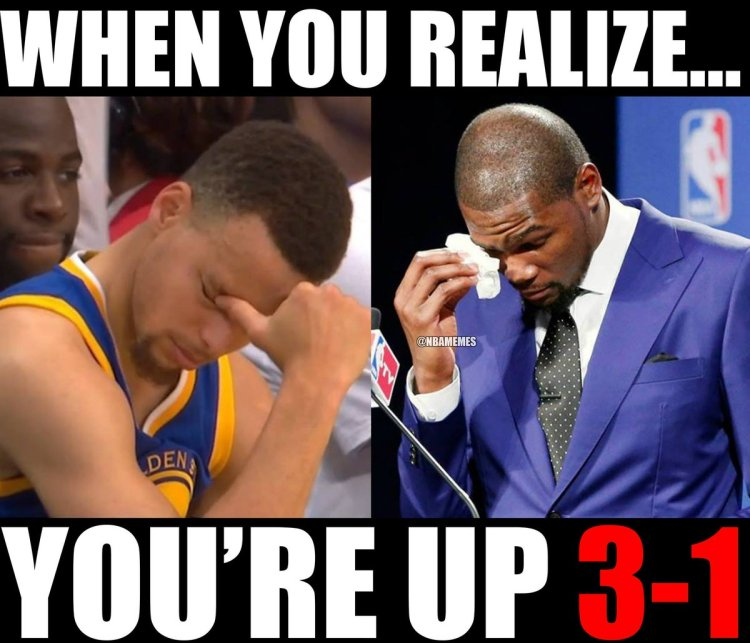 When You Realize Best Nba Memes