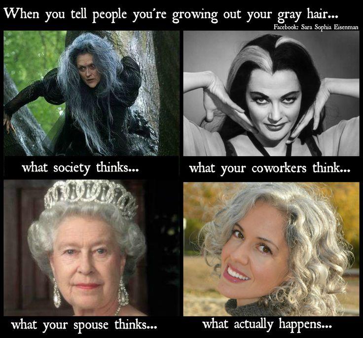 When You Tell Hair Meme