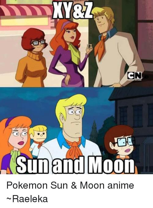 XY & Z Sun And Moon Pokemon Sun And Moon Meme