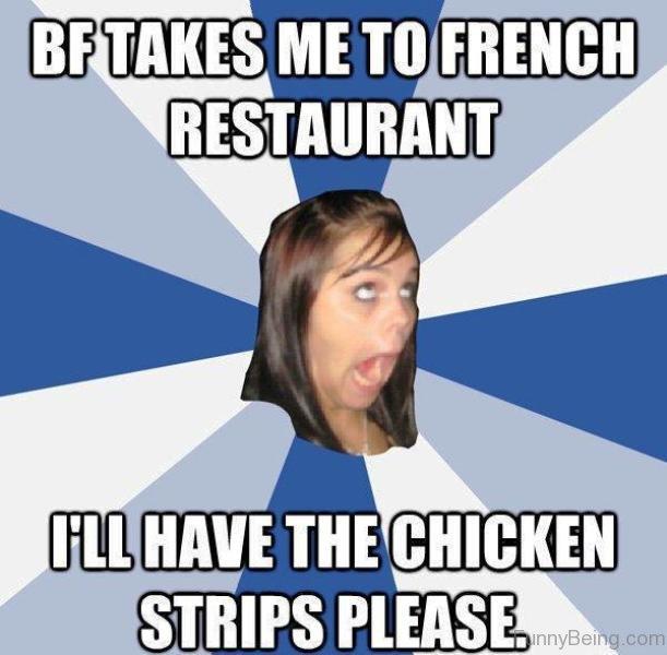 Bf Takes Me To BF Meme