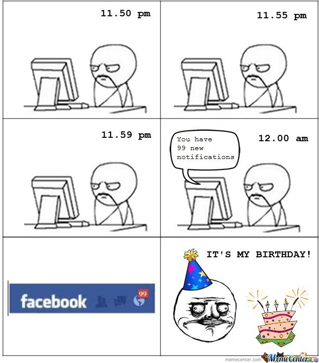 19 Hilarious Facebook Birthday Meme Make You Laugh