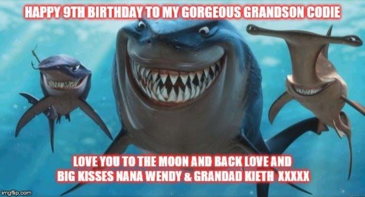 Funny Memes About Making Love : 19 funniest grandson birthday meme make you smile memesboy