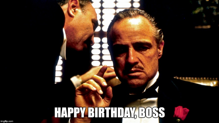 19 Funny Godfather Birthday Meme You Never Seen Before