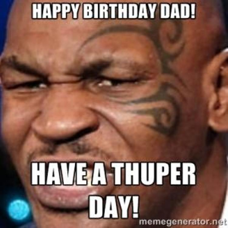 19 Very Funny Father Birthday Meme Images & Pictures