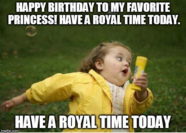 Happy Birthday To My Daughter Birthday Meme