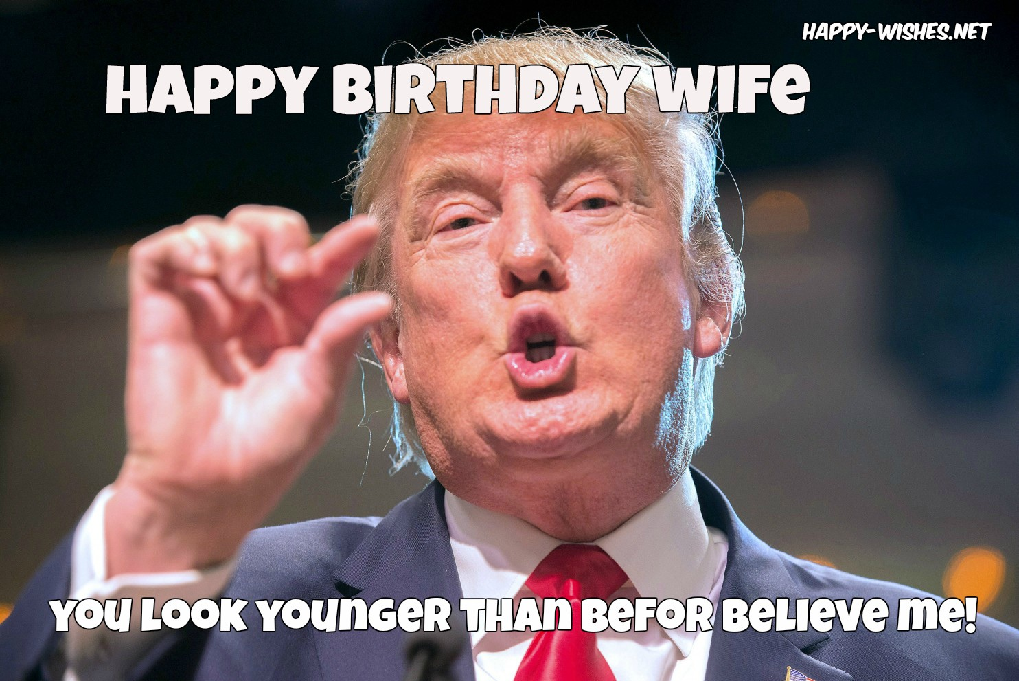 Funny Happy Birthday Meme For Wife : Very funny wife birthday meme pictures images memesboy