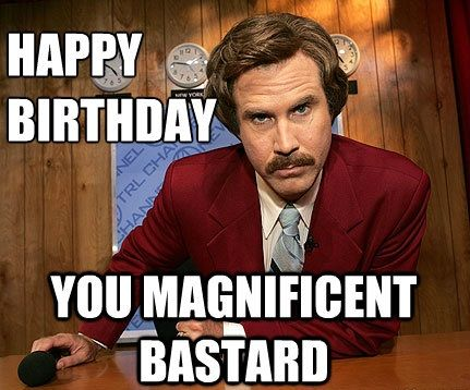 Happy Birthday You Magnificent Boyfriend Birthday Meme