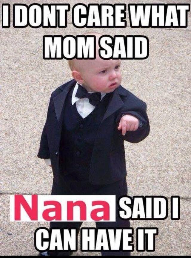 19 Amusing Grandmother Meme That Make You Laugh Memesboy