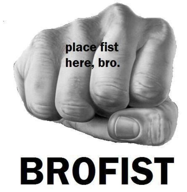 Place Fist Here Bro Bro Meme