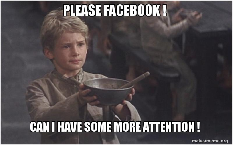 Please Facebook! Can I Facebook Meme
