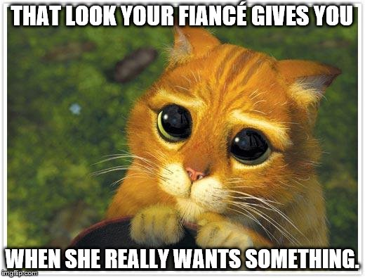That Look Your Fiance Fiance Meme