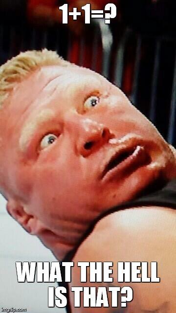 19 Hilarious Brock Lesnar Meme That You Never Seen Before