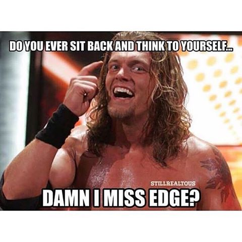 Do You Ever Sit Edge Meme
