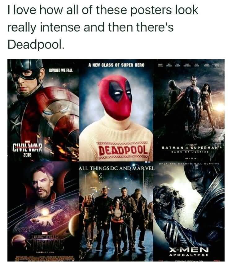 I Love How All Captain America Meme