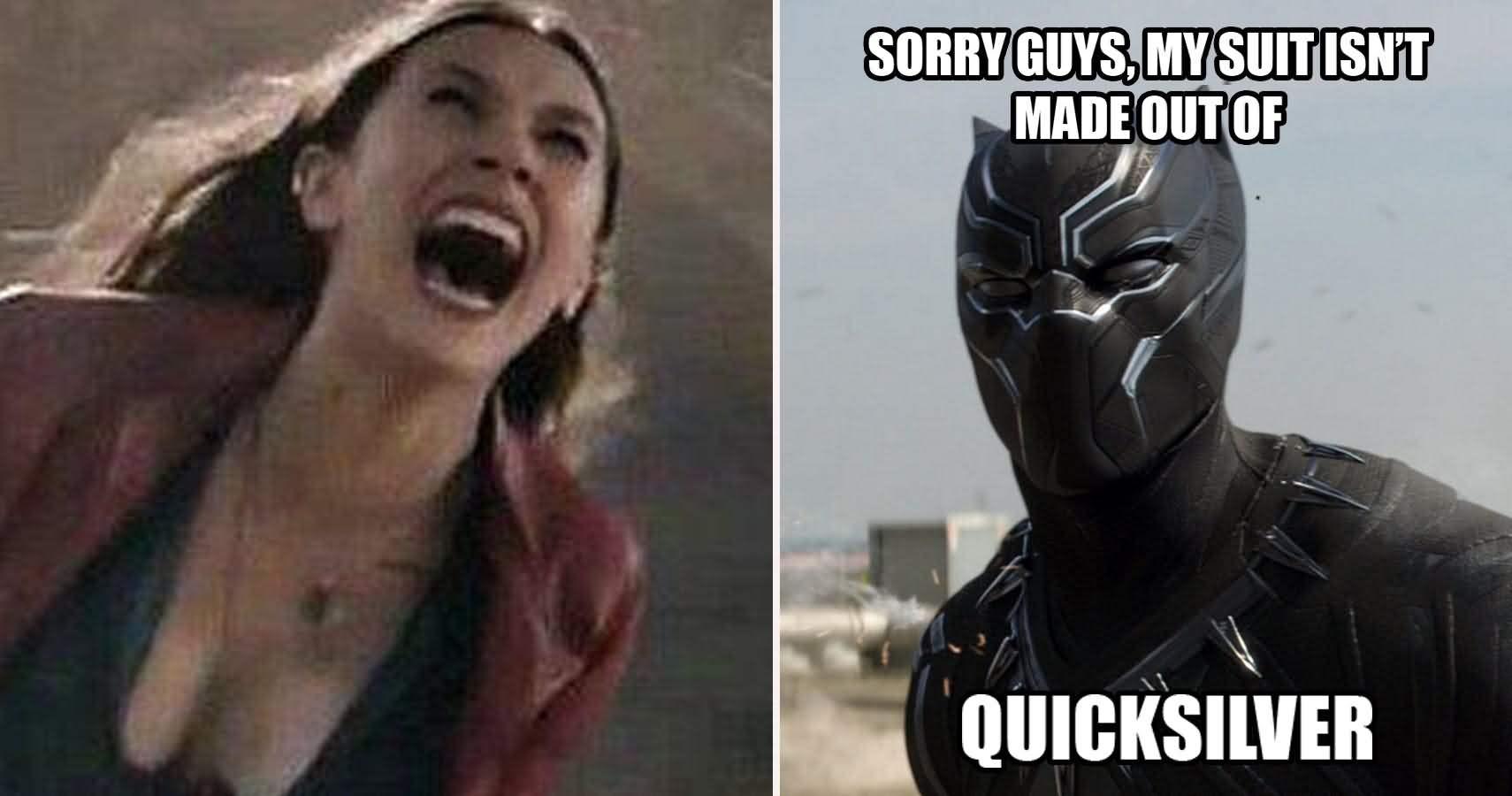 Memes Vault Funny Black Guy Memes: 19 Very Funny Black Panther Meme That Make You Wild Laugh