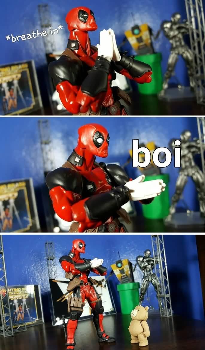 Make It Happen >> 19 Very Hilarious Deadpool Meme That Make You Naughty ...