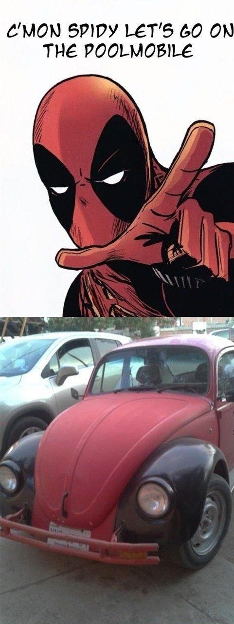 19 Very Hilarious Deadpool Meme That Make You Naughty Smile