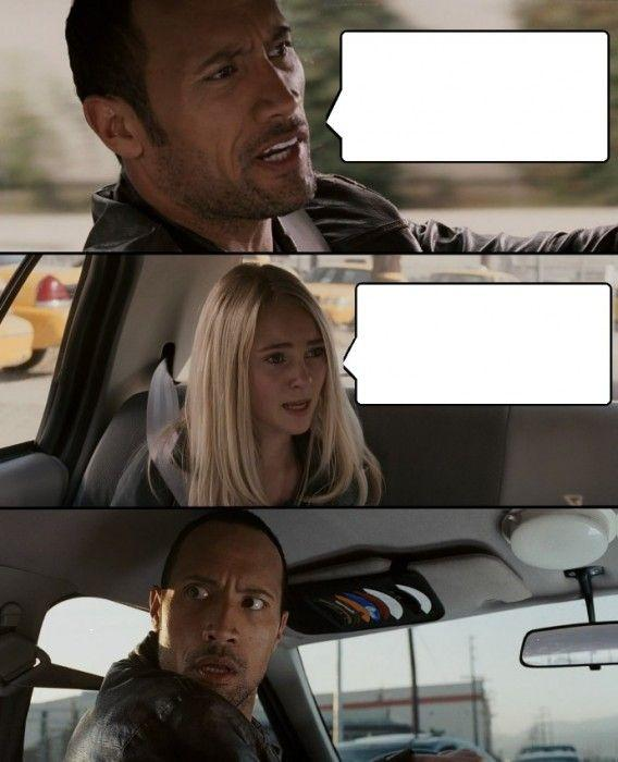 Funniest The Rock Memes