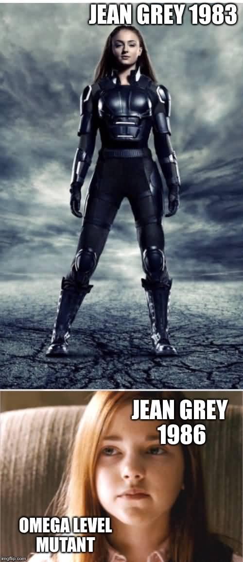 White Phoenix | X-Men | Know Your Meme |Jean Grey Meme