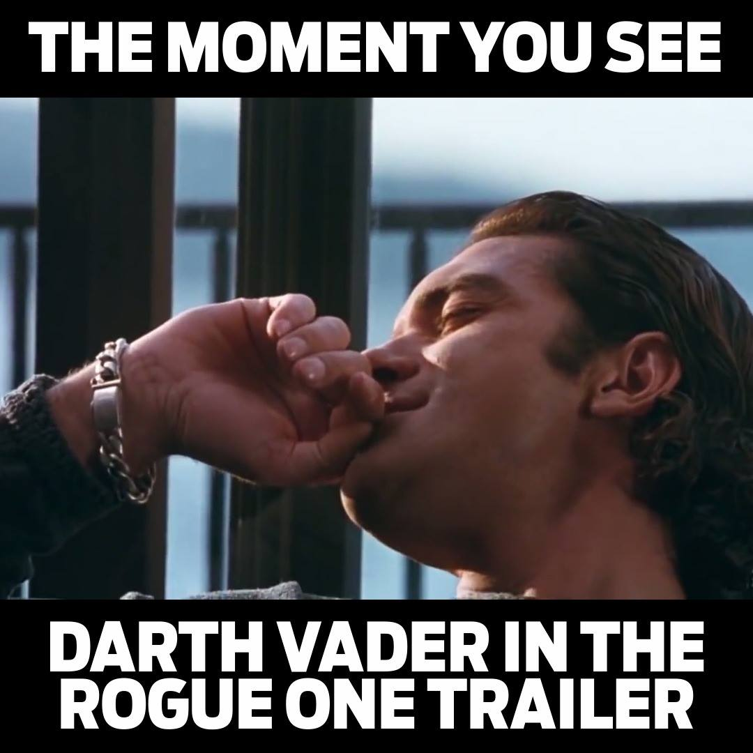 The Moment You See Rogue Meme