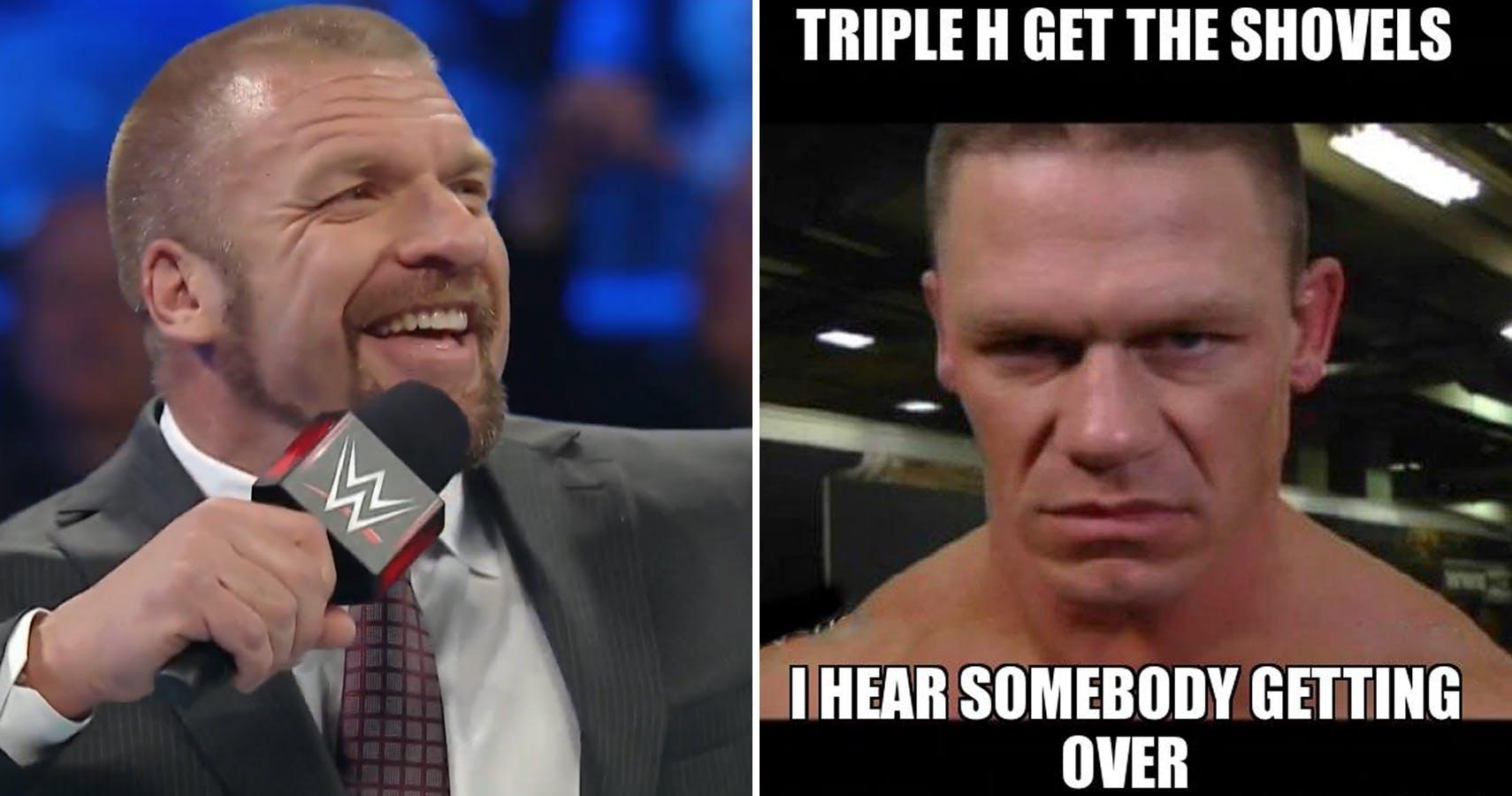 Triple H Get The Triple H Meme