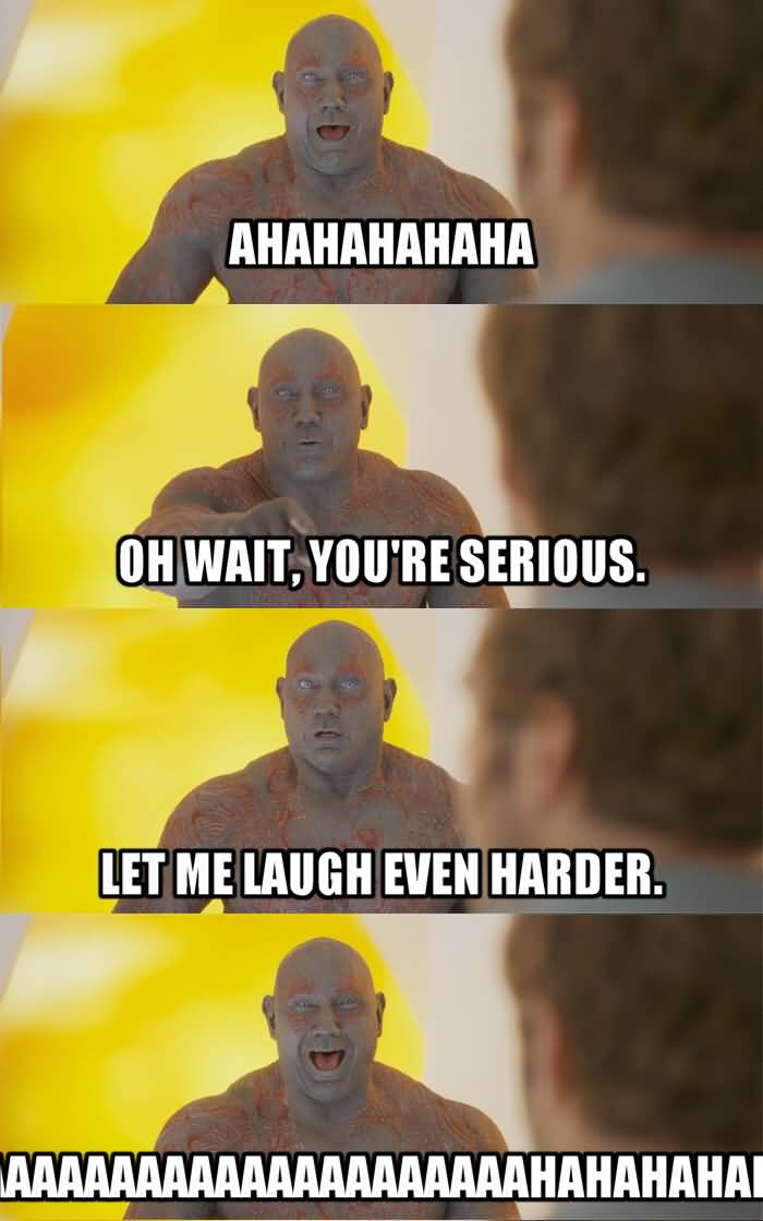 19 Funniest Drax The Destroyer Meme You Must Check All