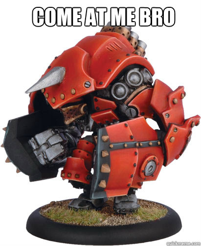 Come At Me Bro War Machine Meme