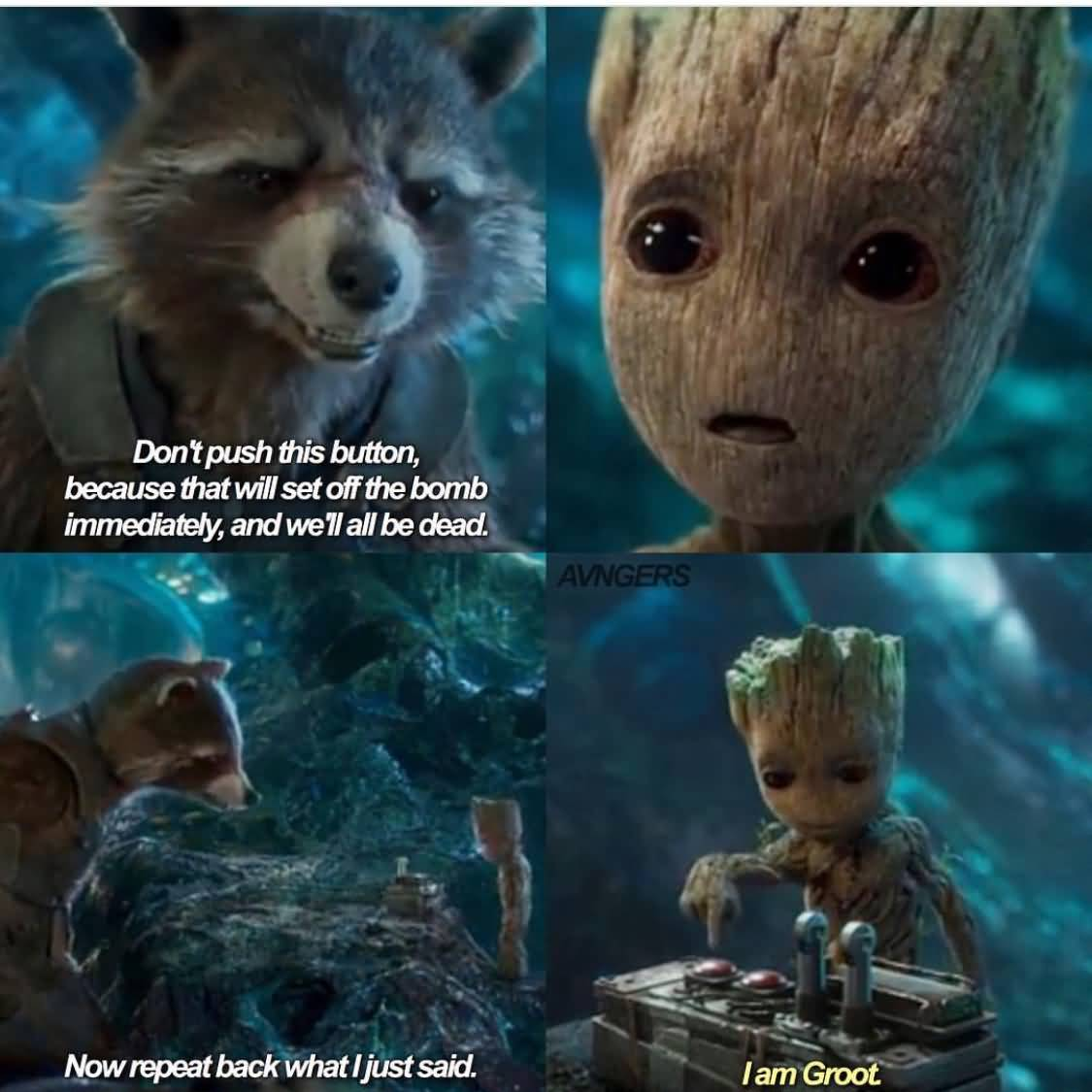 19 Hilarious Groot Meme You Can T Stop Without Laughing