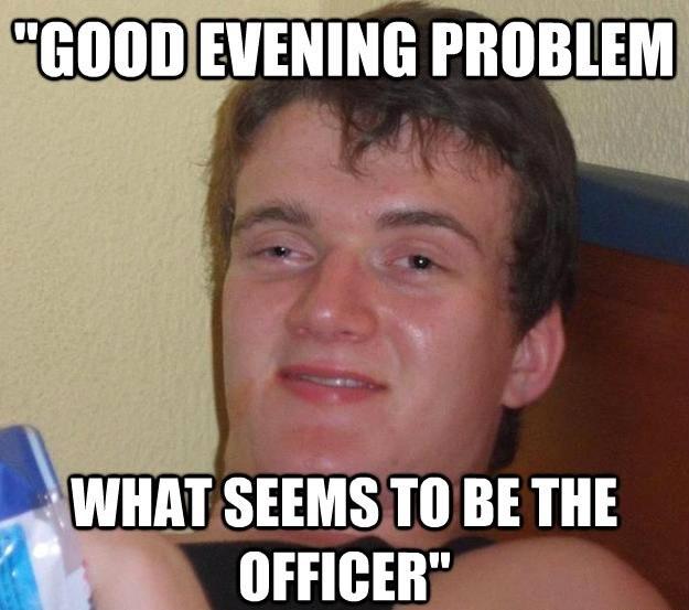 Good Evening Problem What Seems Good Evening Meme