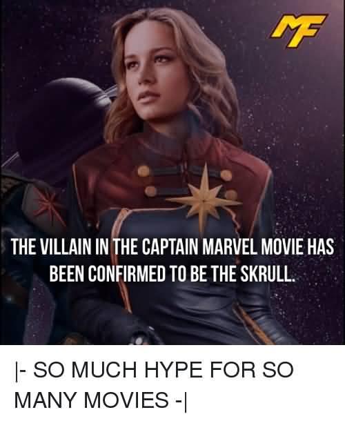 The Villain In The Captain Ms. Marvel Meme
