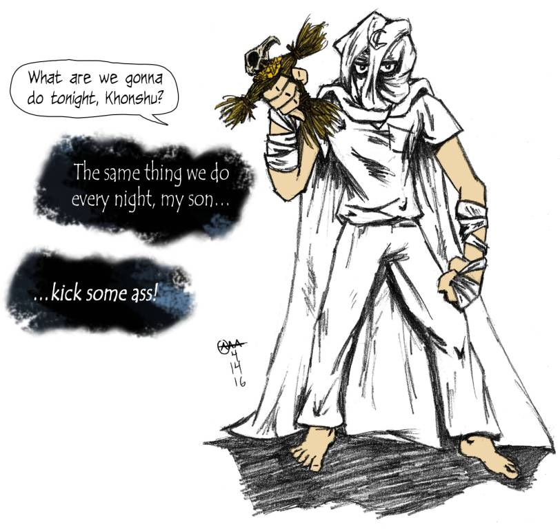 What Are We Gonna Do Moon Knight Meme