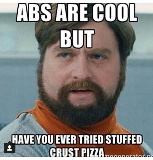 Abs Are Cool But Abs In A Day Meme