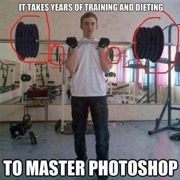 It Takes Years Of Training Bicep Day Meme