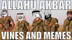Allahu Akbar Vines And Allahu Akbar Memes