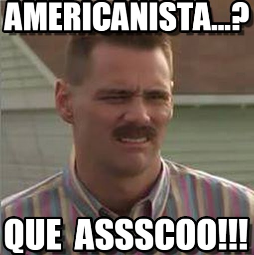 Americanista Que Assscoo Americanistas Memes