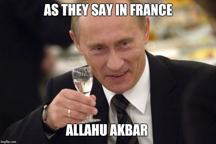 As They Say In Allahu Akbar Memes