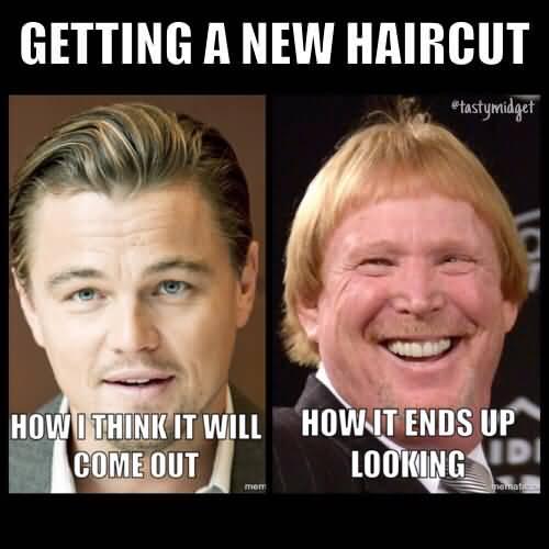 Haircut Meme Getting A New Haircut