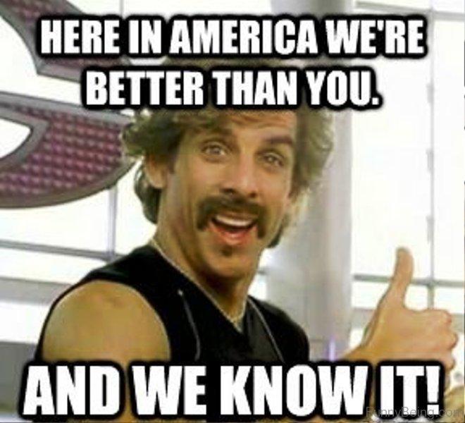 Here In America We're American Meme
