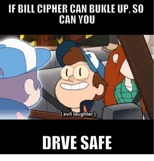 If Bill Cipher Can Bill Cipher Meme
