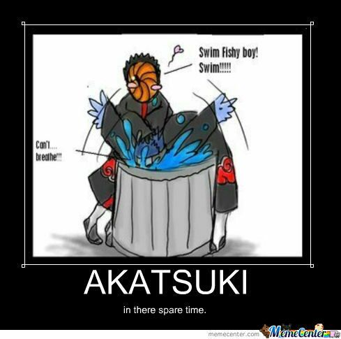 Is There Spare Time Akatsuki Memes