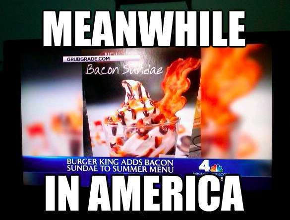Meanwhile In America American Meme