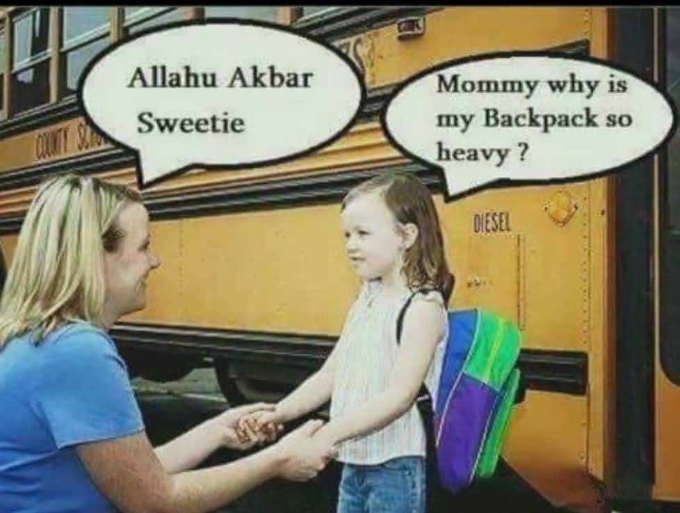 Mommy Why Is My Allahu Akbar Memes