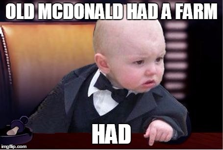 19 Very Funny Baby Godfather Meme Make You Smile | MemesBoy