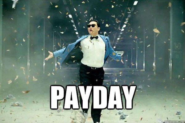 Payday Meme Payday