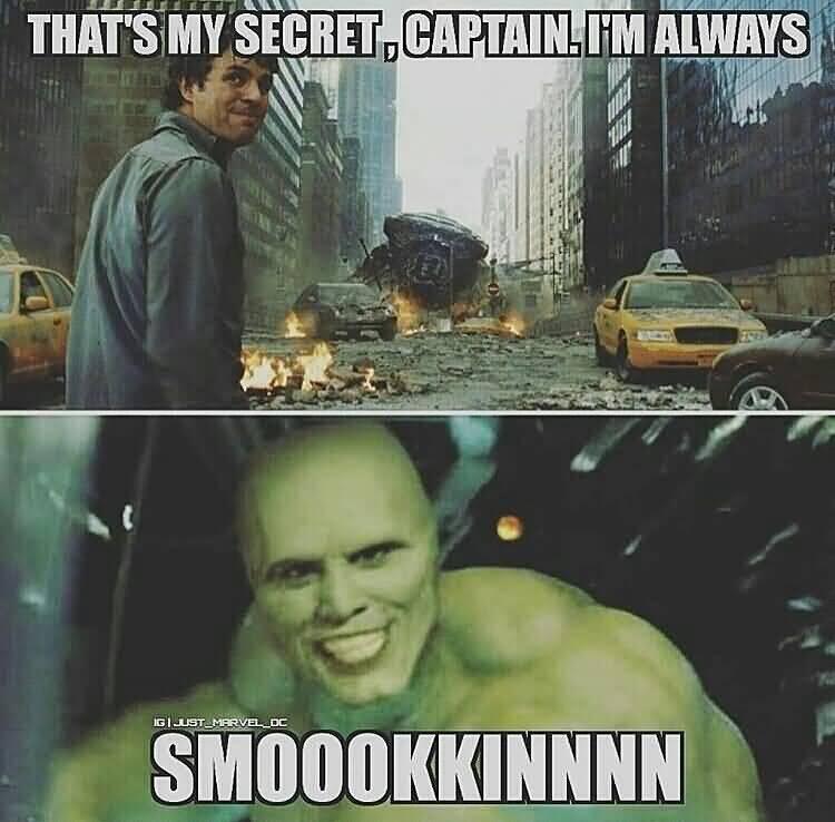 That's My Secret Captain The Mask Meme