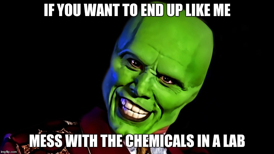 The Mask Meme If You Want To