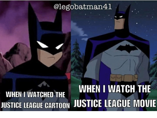 When I Watched The Batman Cartoon Memes
