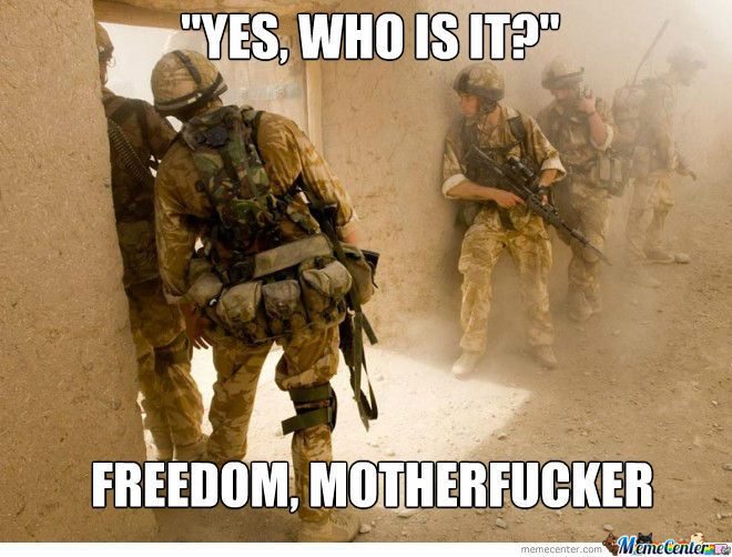Yes Who Is It America Freedom Memes