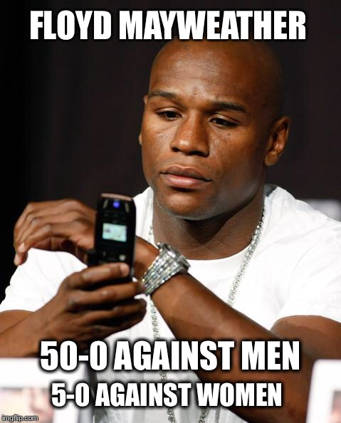 Floyd Mayweather 50 0 Against Boxing Memes Mayweather