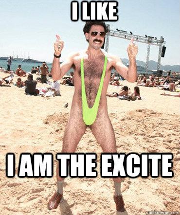 I Like I Am Borat Very Nice Meme
